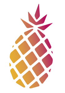 Pineapple illustration for Devizes Food & Drink Festival