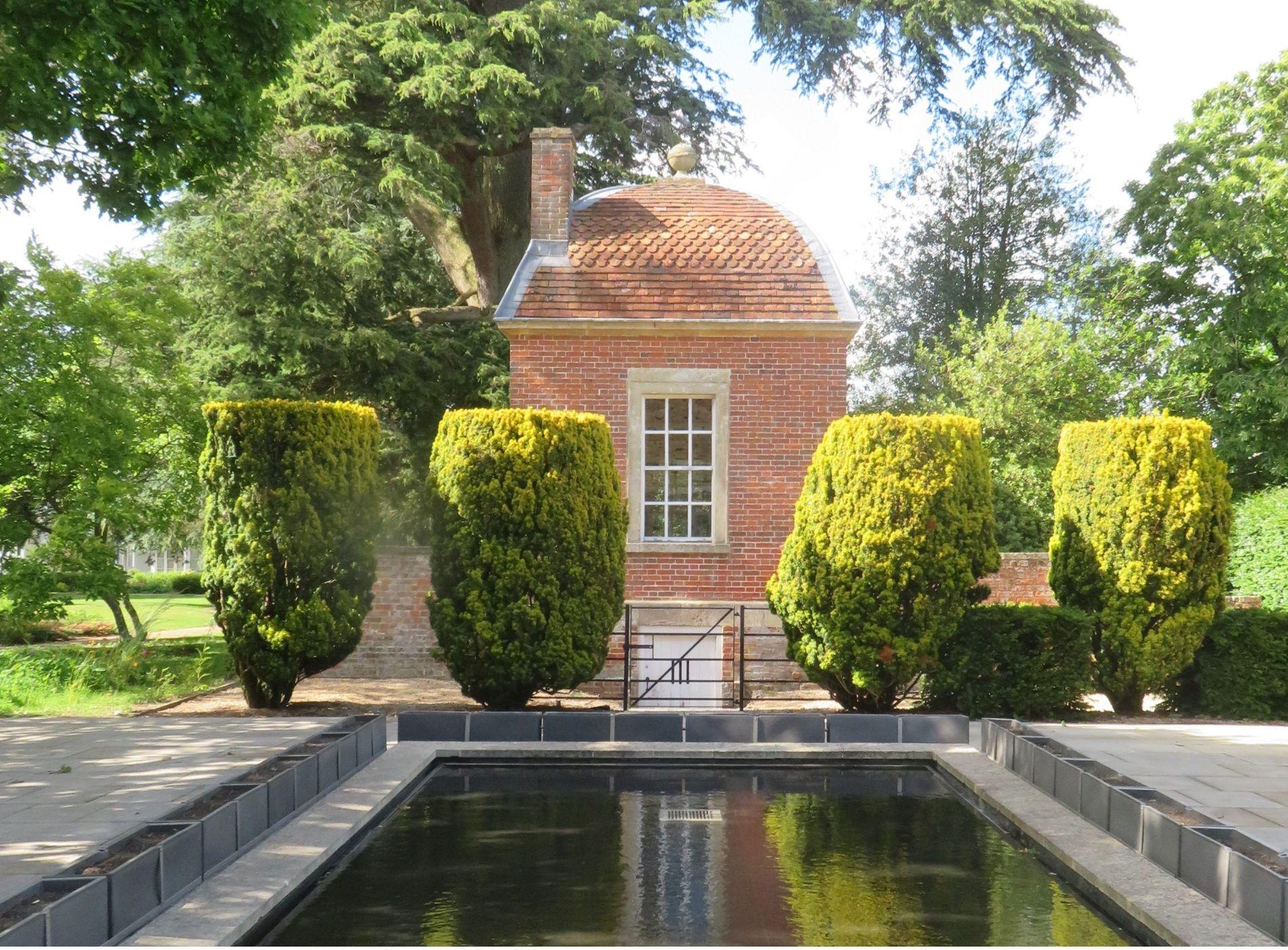 Hillworth Park Pavilion