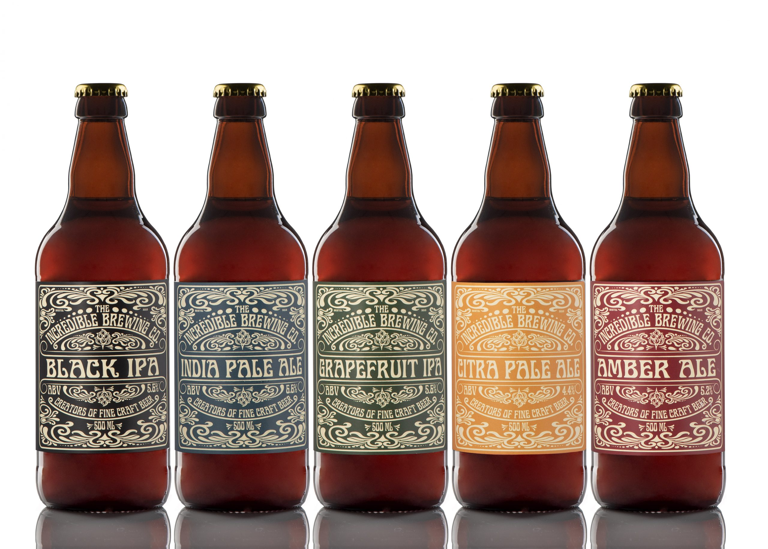 The incredible brewing range