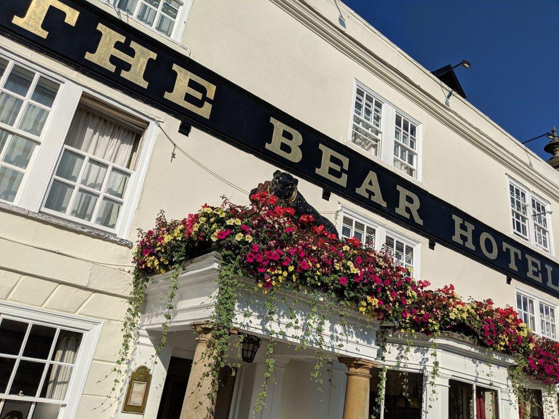 Bear Hotel Devizes