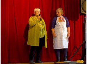 Devizes Mayor, Judy Rose, opens the 2019 Food & Drink Festival