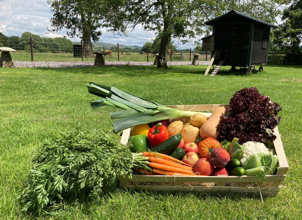 Heritage Fine Foods Box